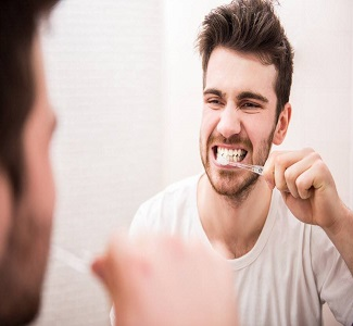 brushing after meal - آپیسکتومی